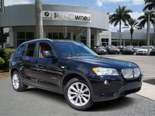 2014_BMW_X3_xDrive28i_ Coconut Creek FL
