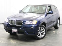2014_BMW_X3_xDrive35i / 3.0L 6-cyl Engine / AWD xDrive / Panoramic Roof / Navigation / Parking Sensor with Rear View Camera / Bluetooth / Heated Seats and Steering Wheel / Push Start_ Addison IL
