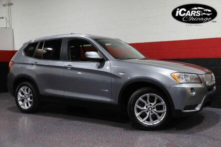 2014_BMW_X3_xDrive35i 4dr Suv_ Chicago IL