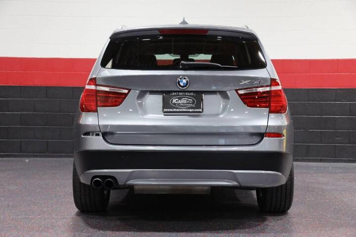 2014 BMW X3 xDrive35i 4dr Suv Chicago IL