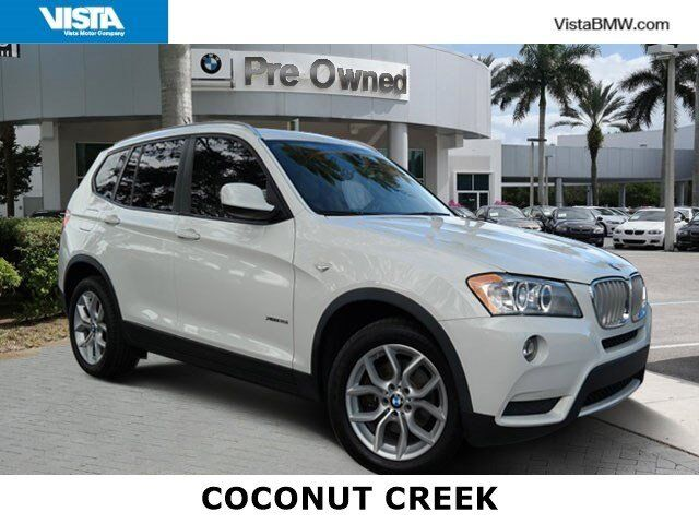 2014 BMW X3 xDrive35i Coconut Creek FL