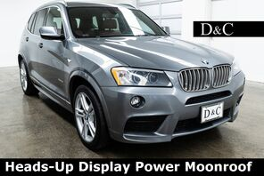 2014_BMW_X3_xDrive35i Heads-Up Display Power Moonroof_ Portland OR