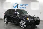 2014 BMW X3 xDrive35i M Sport/Tech/Cold Weather/Premium Packages LOADED!!
