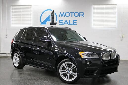 2014 BMW X3 xDrive35i M Sport/Tech/Cold Weather/Premium Packages LOADED!! Schaumburg IL