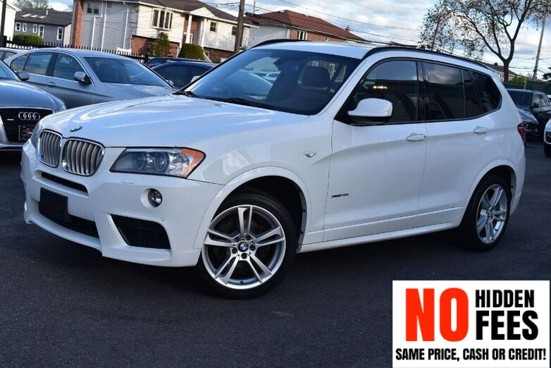2014 BMW X3 xDrive35i M Sport/ Technology Elmont NY