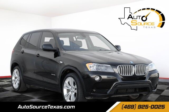 2014 BMW X3 xDrive35i Richardson TX