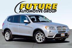 2014_BMW_X3_xDrive35i_ Roseville CA