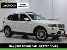 2014_BMW_X3_xDrive35i Surround Cam Pano Nav Heated Seats_ Portland OR