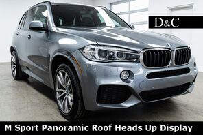 2014_BMW_X5_xDrive35d M Sport Panoramic Roof Heads Up Display_ Portland OR
