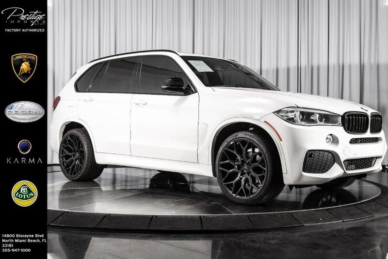 2014_BMW_X5_xDrive35d_ North Miami Beach FL