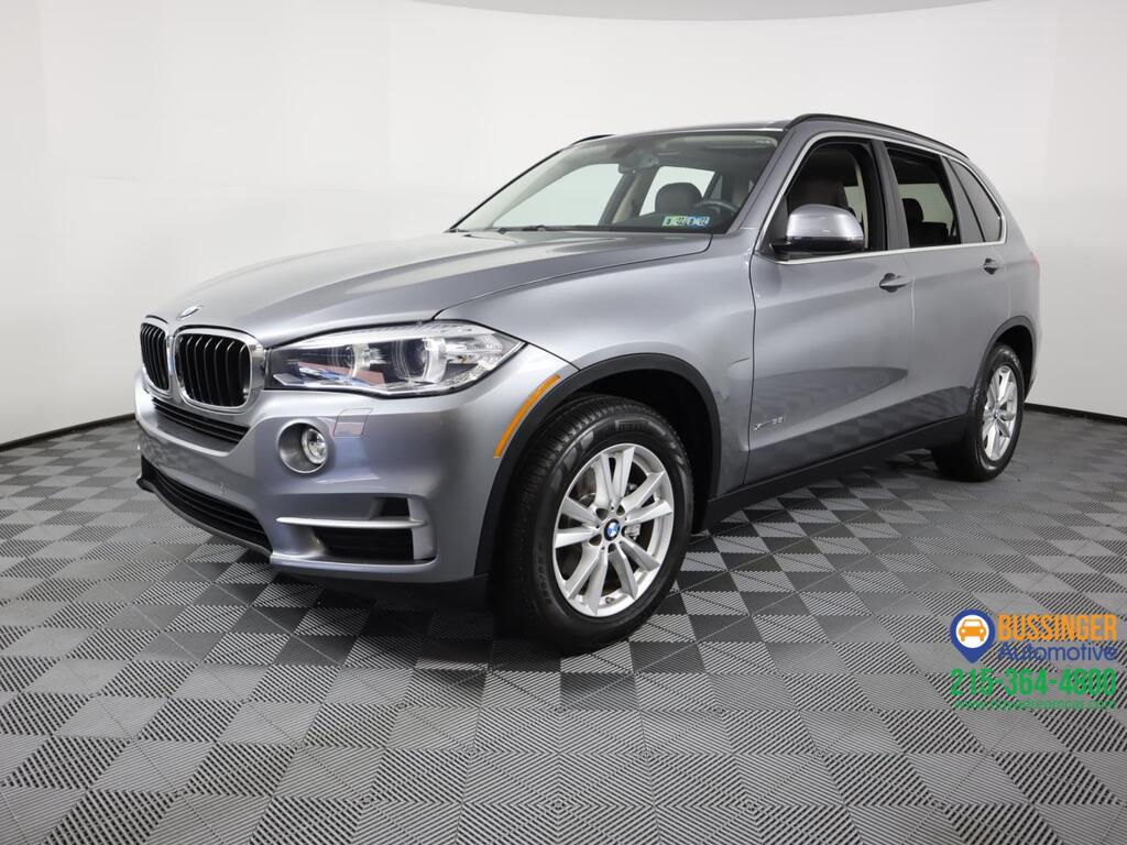 2014 BMW X5 xDrive35i - All Wheel Drive & 3rd Row Seat Feasterville PA