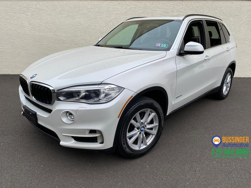 2014 BMW X5 xDrive35i - All Wheel Drive w/ Navigation Feasterville PA
