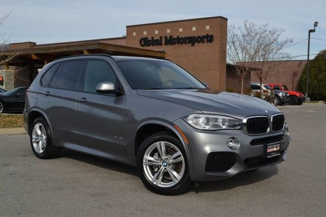 2014 BMW X5 xDrive35i/M Sport Package/Navigation/Park Distance Control/Heated Seats/ Panoramic Moonroof/Power Liftgate Nashville TN