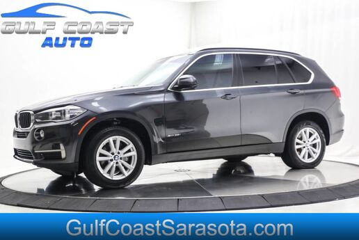 2014 BMW X5 xDrive35i NAVI PANO ROOF CAMERA EXTRA CLEAN AWD Sarasota FL