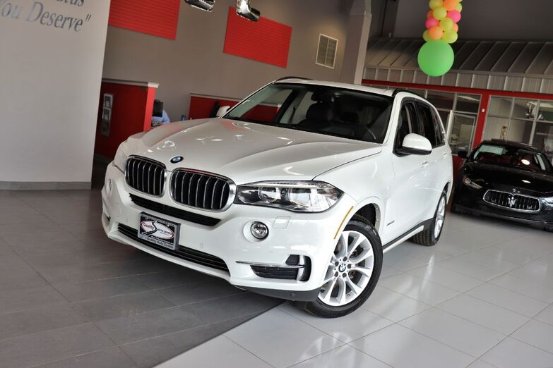 2014 BMW X5 xDrive35i Premium Drivers Assistance Cold Weather Package Luxury Line Multi Contour Seats 1 Owner Springfield NJ