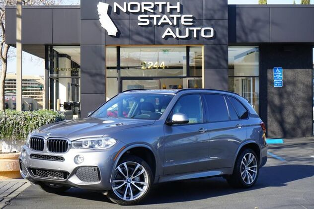 2014_BMW_X5_xDrive35i_ Walnut Creek CA