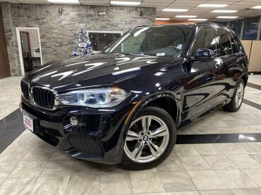 2014_BMW_X5_xDrive35i_ Worcester MA