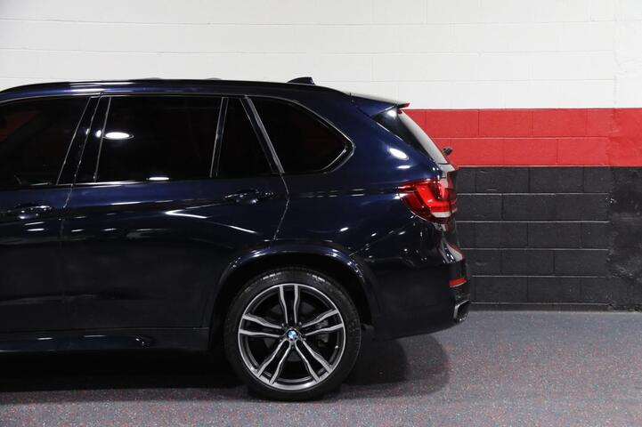 2014 BMW X5 xDrive50i M Sport Executive Package 4dr Suv Chicago IL