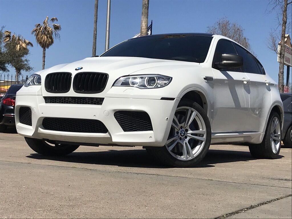 2014 BMW X6 M Base Houston TX