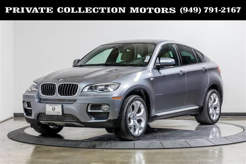 2014_BMW_X6_xDrive35i 2 Owner Clean Carfax_ Costa Mesa CA