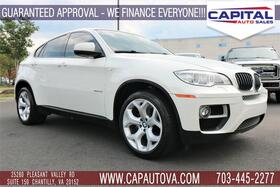 2014_BMW_X6_xDrive35i_ Chantilly VA