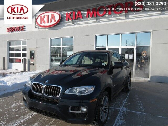 2014 BMW X6 xDrive35i Lethbridge AB