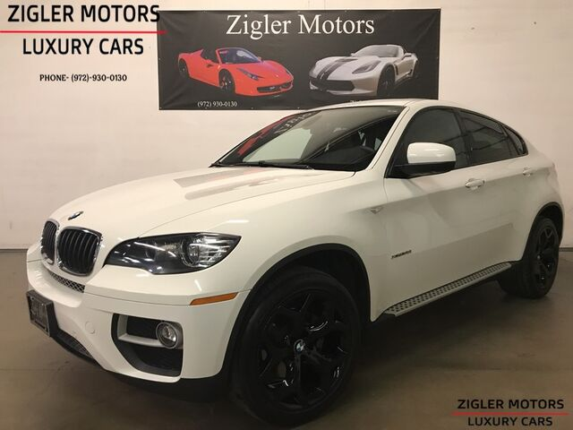 2014 BMW X6 xDrive35i One Owner Clean Carfax Technology Pkg Nav Backup Camera Addison TX