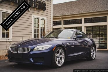 2014_BMW_Z4_sDrive35i M-Sport Roadster_ Boxborough MA