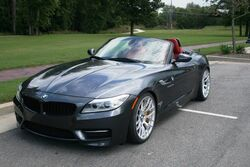 BMW Z4 sDrive35is Cold Weather & Tech Pkg/Comfort Access/NAV/Gruppe B Intake/EVO 2 Intercooler/KW Coilover/Many more mods 2014