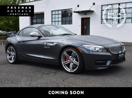 2014_BMW_Z4_sDrive35is Comfort Access 9k Miles Htd Seats Nav_ Portland OR