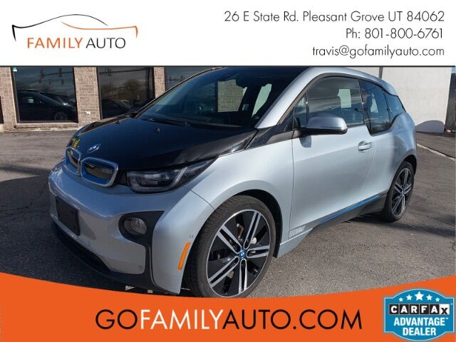 2014 BMW i3 Base Pleasant Grove UT