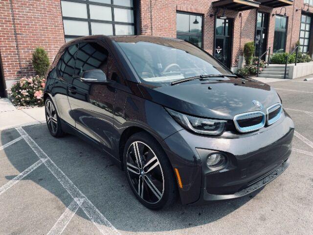 2014 BMW i3 Base w/Range Extender Bountiful UT