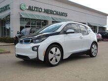 2014_BMW_i3_ELETRIC, CLOTH STS, NAVIGATION, BACKUP CAM, HTD FRONT STS, PARKING SENSORS, KEYLESS START_ Plano TX