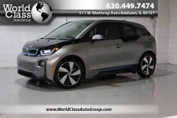 BMW i3 FUEL FREE HEATED SEATS NAVIGATION BACKUP CAMERA LOADED TECHNOLOGY 2014
