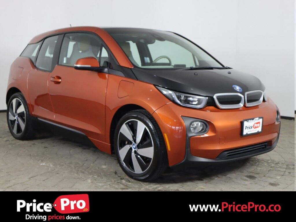 2014 BMW i3 Tech Package w/Range Extender Maumee OH