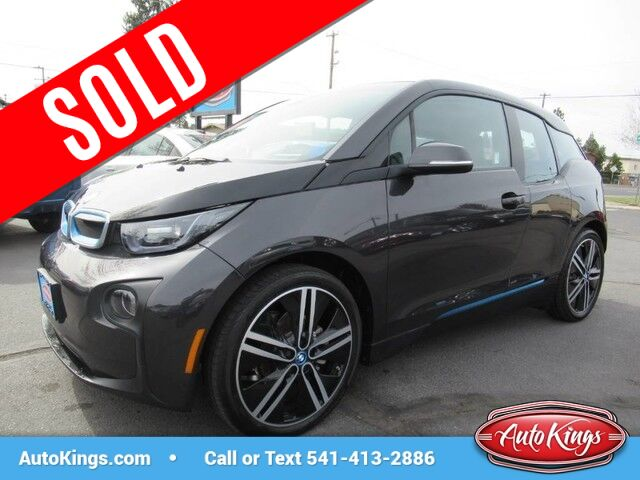 2014 BMW i3 Tera World w/Range Extender Bend OR