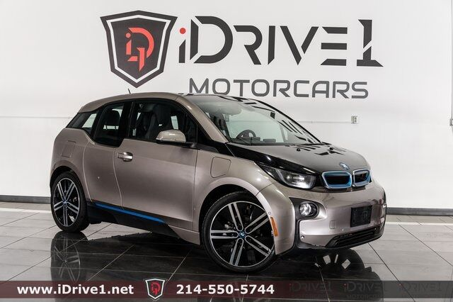 2014 BMW i3 with Range Extender