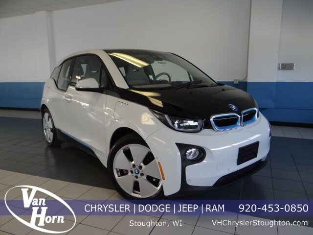 2014 BMW i3 with Range Extender Plymouth WI