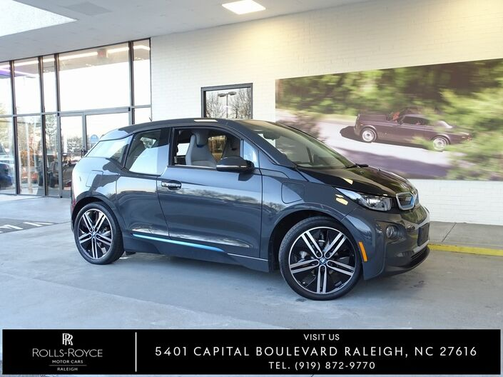 2014 BMW i3 with Range Extender Raleigh NC