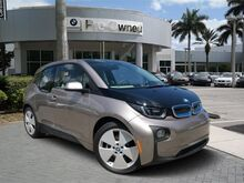 2014_BMW_i3__ Pompano Beach FL