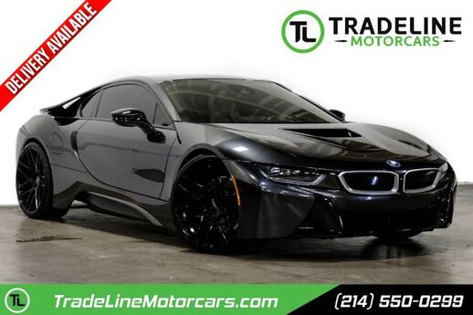 2014 BMW i8  CARROLLTON TX