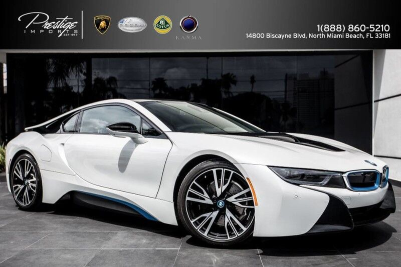2014_BMW_i8__ North Miami FL