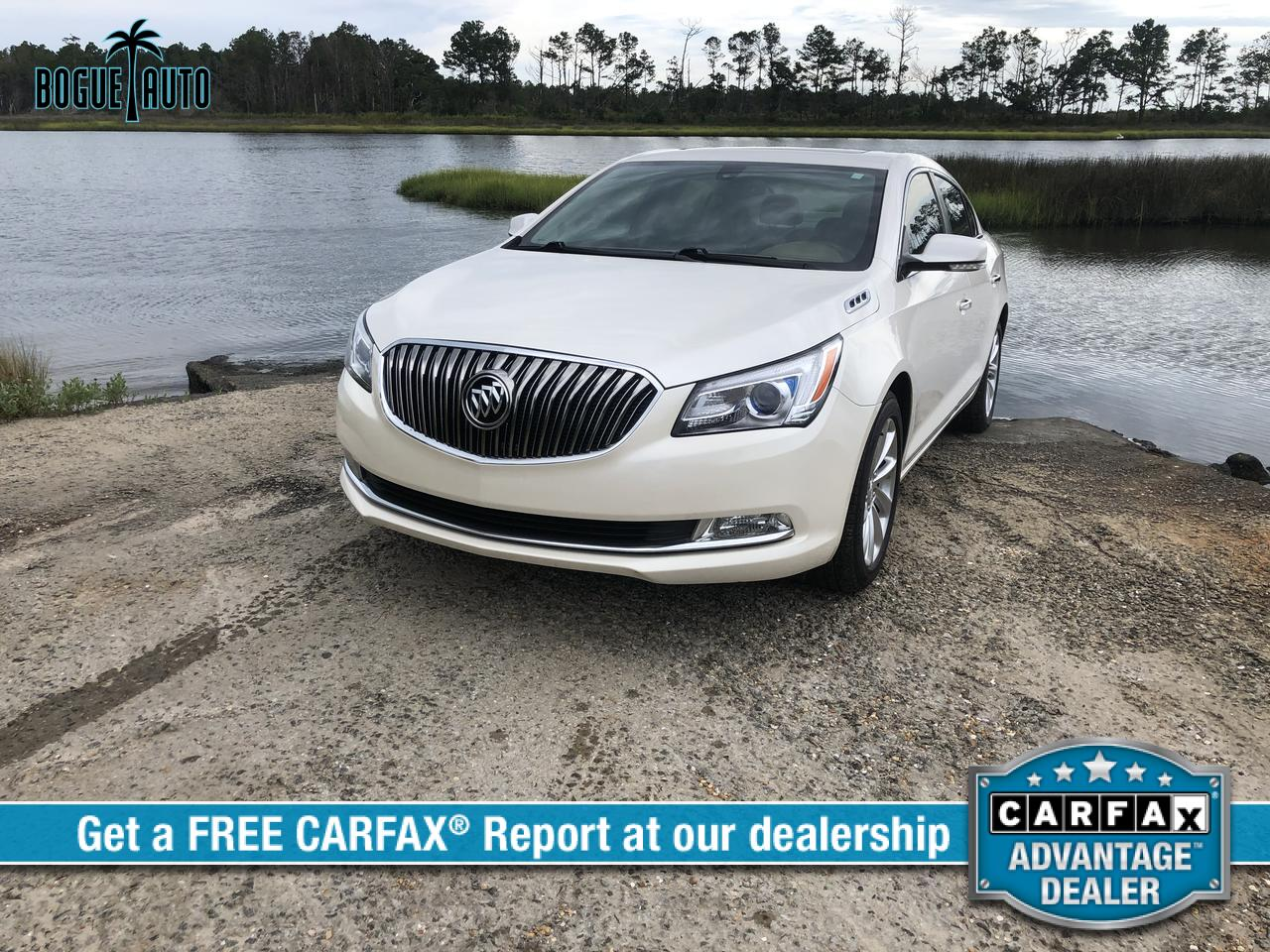 2014 BUICK LACROSSE LEATHER Newport NC