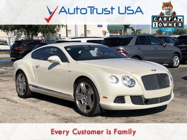2014 Bentley Continental GT Base Miami FL