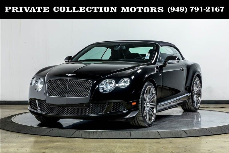 2014_Bentley_Continental GT Speed__ Costa Mesa CA