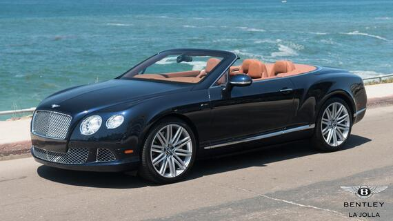 2014_Bentley_Continental  GT Speed__ La Jolla CA