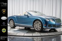 Bentley Continental GT Speed  2014