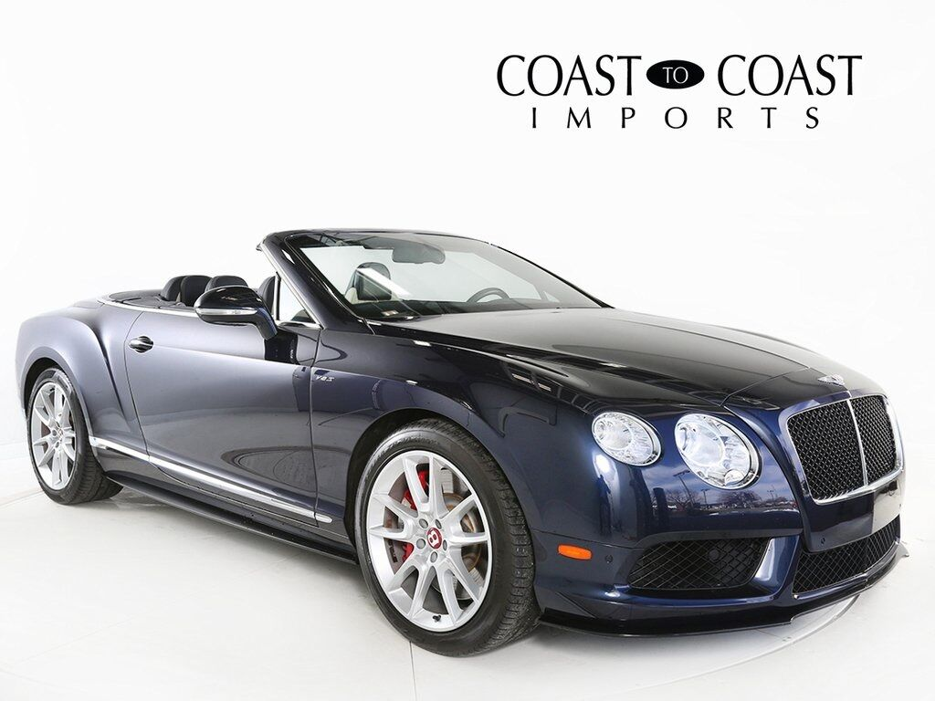 2014 Bentley Continental GTC GT V8 Convertible Indianapolis IN