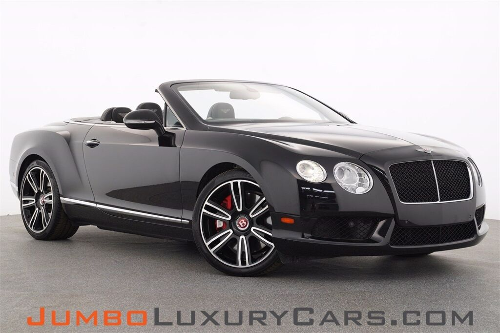 2014 Bentley Continental GTC GT V8 Convertible Hollywood FL