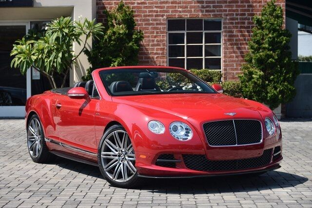 2014_Bentley_Continental  Speed Convertible_Speed Convertible_ Beverly Hills CA